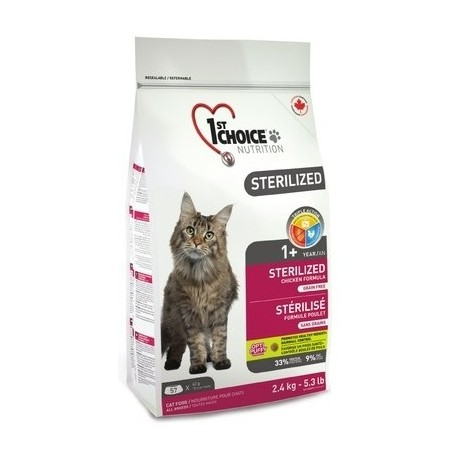 1st CHOICE CAT Sterilized