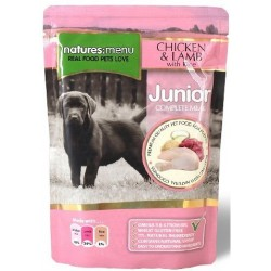 NATURES MENU DOG Junior 300g