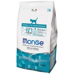 MONGE CAT Natural Superpremium Kitten