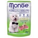MONGE DOG Grill Buste 100g saszetka