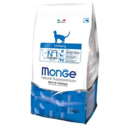 MONGE CAT Natural Superpremium Indoor