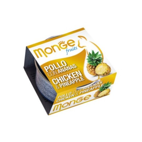 MONGE CAT Fruit Kitten 80g puszka