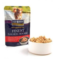 FISH4DOGS DOG Salmon Oil