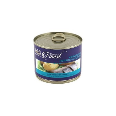 FISH4DOGS DOG Mousse 100g saszetka