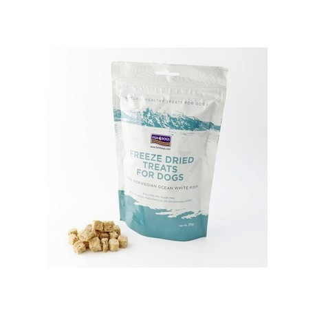 FISH4DOGS DOG Freeze Dried Treats