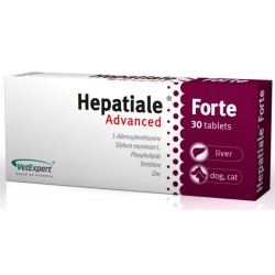VET PLANET DOG Hepatiale Forte 40tabl