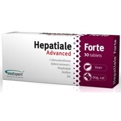 VET PLANET DOG Hepatiale Forte Advanced 30tabl.