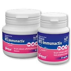 VETFOOD Premium NTS Immunactiv Anticachectic