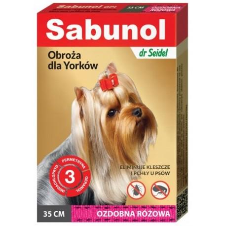 DR SEIDEL Sabunol Obroża 35cm