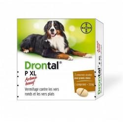 BAYER DRONTAL DOG Plus Flavour +35kg 2szt