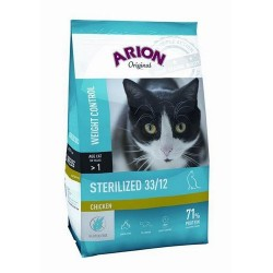 ARION CAT Original Strilised Chicken 33/12