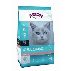 ARION CAT Original Strilised Salmon 33/12