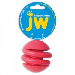 JW PET Silly Sounds Spring Ball