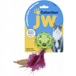 JW PET Feather Ball