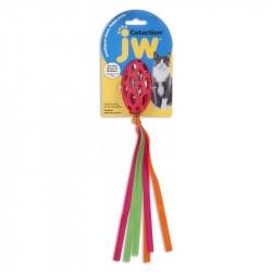 JW PET Feather Ball z dzwoneczkiem