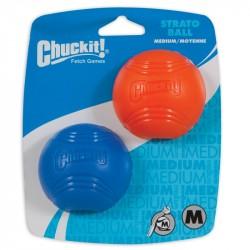 CHUCKIT! Piłka Strato Ball M 2szt.