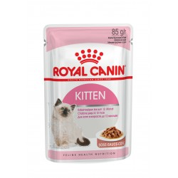 ROYAL CANIN CAT Kitten Instinctive w sosie saszetka