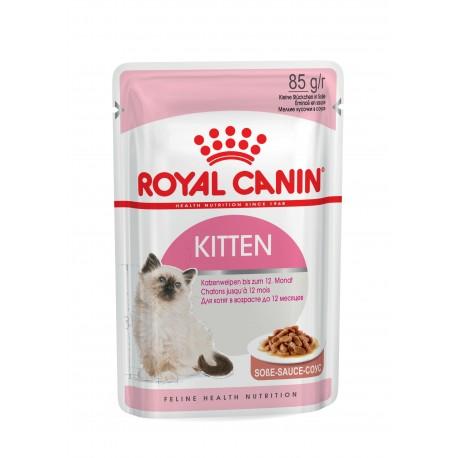 ROYAL CANIN CAT Kitten Instinctive w sosie saszetka
