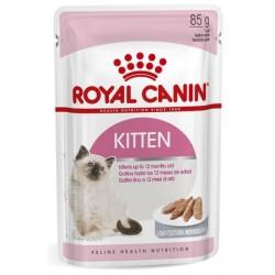 ROYAL CANIN CAT Kitten Instinctive pasztet saszetka