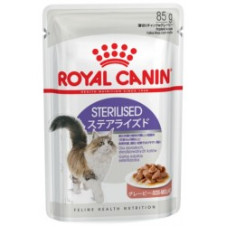 ROYAL CANIN CAT Sterilised w sosie saszetka