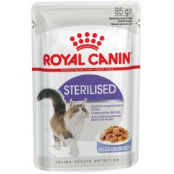 ROYAL CANIN CAT Sterilised w galaretce saszetka