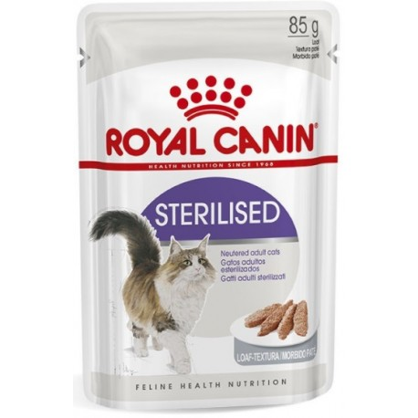 ROYAL CANIN CAT Sterilised w galaretce saszetka
