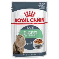 ROYAL CANIN CAT Digest Sensitive 85g w sosie saszetka
