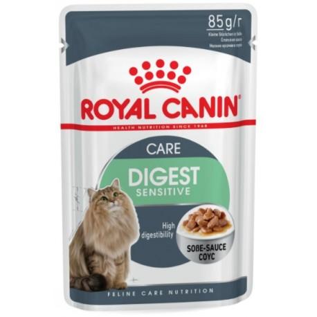 ROYAL CANIN CAT Digest Sensitive 85g w sosie saszetka