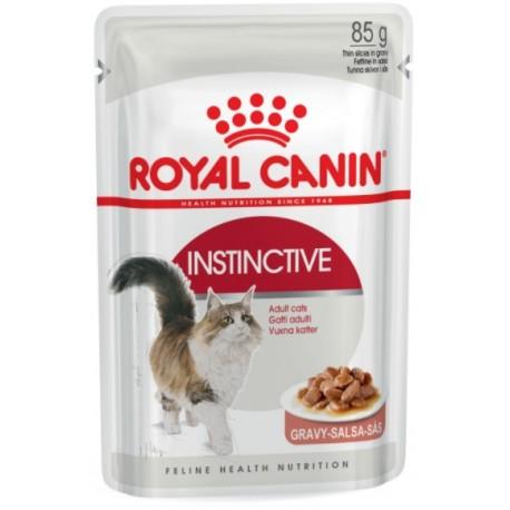 ROYAL CANIN CAT Instinctive w sosie saszetka