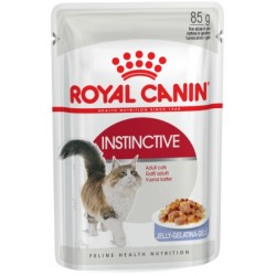ROYAL CANIN CAT Instinctive w galaretce saszetka