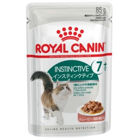ROYAL CANIN CAT Instinctive +7 w sosie saszetka