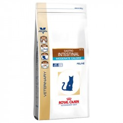 ROYAL CANIN VETERINARY DIET CAT Gastro Intestinal Moderate Calorie GIM 35