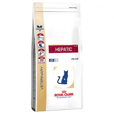 ROYAL CANIN VETERINARY DIET CAT Hepatic HF 26