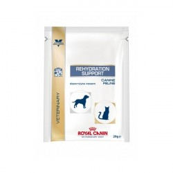 ROYAL CANIN VETERINARY DIET CAT/DOG Rehydration Instant Saszetka