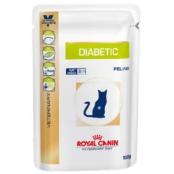 ROYAL CANIN VETERINARY DIET CAT Diabetic Saszetka 100g