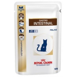 ROYAL CANIN VETERINARY DIET CAT Gastro Intestinal Saszetka 100g