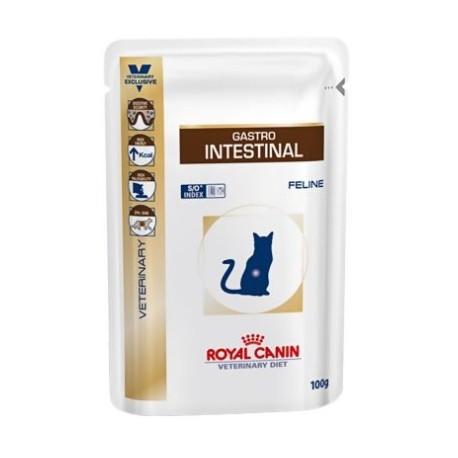ROYAL CANIN VETERINARY DIET CAT Gastro Intestinal Saszetka 100g