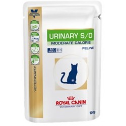 ROYAL CANIN VETERINARY DIET CAT Urinary S/O Moderate Calorie Saszetka 100g