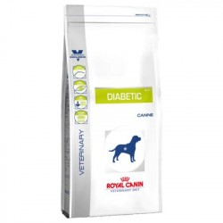 ROYAL CANIN VETERINARY DIET DOG Diabetic DS 37
