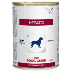 ROYAL CANIN VETERINARY DIET DOG Hepatic Puszka