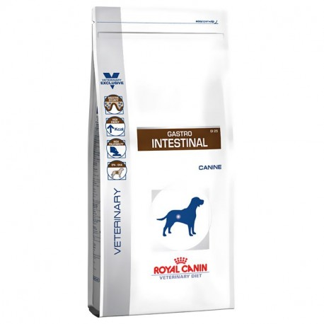 ROYAL CANIN VETERINARY DIET DOG Gastro Intestinal GI 25