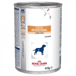 ROYAL CANIN VETERINARY DIET DOG Gastro Intestinal Low Fat Puszka