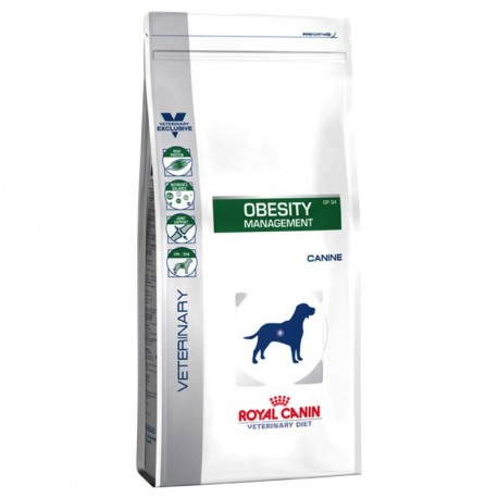 ROYAL CANIN VETERINARY DIET DOG Obesity Management DP 34