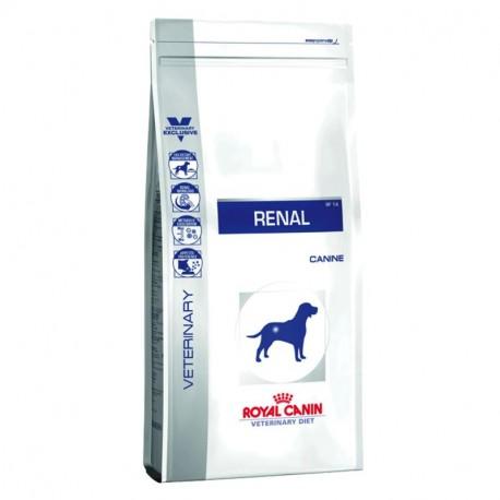 ROYAL CANIN VETERINARY DIET DOG Renal FR 16