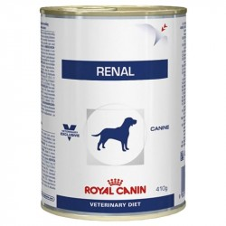 ROYAL CANIN VETERINARY DIET DOG Renal Puszka