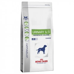 ROYAL CANIN VETERINARY DIET DOG Urinary S/O Moderate Calorie UMC 20