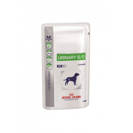 ROYAL CANIN VETERINARY DIET DOG Urinary S/O Small Dog Saszetka