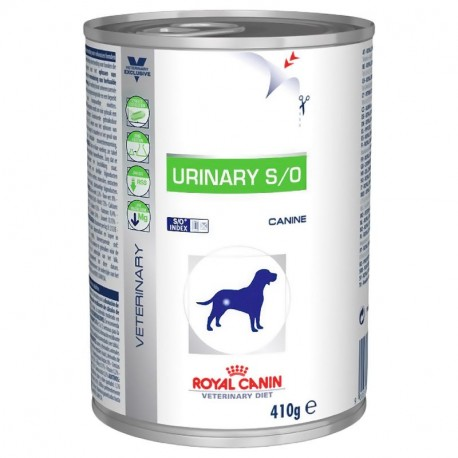 ROYAL CANIN VETERINARY DIET DOG Urinary S/O Puszka