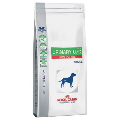ROYAL CANIN VETERINARY DIET DOG Urinary U/C Low Purine UUC 18
