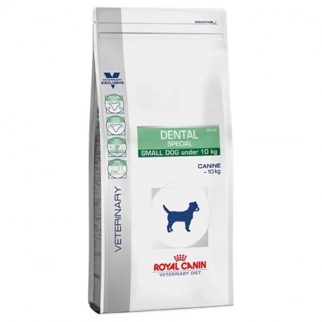 ROYAL CANIN VETERINARY DIET DOG Dental Special Small Adult Dog DSD 25